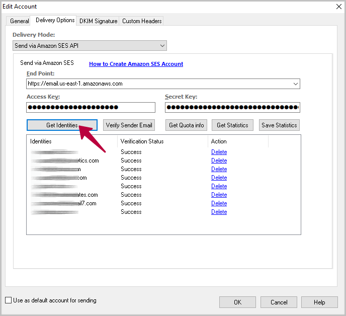 How to Use Amazon SES API to Send Bulk Emails - G-Lock EasyMail7