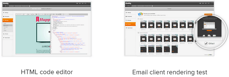 design and test responsive email templates